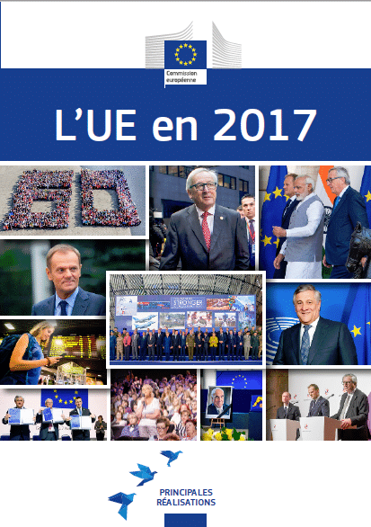 L'UE en 2017- Principales réalisations