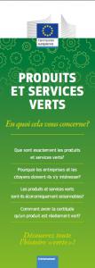 Produits et service verts