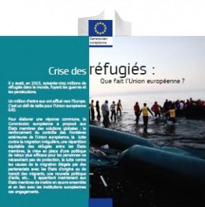 Crise des réfugiés