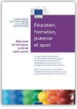 Éducation, formation, jeunesse et sport